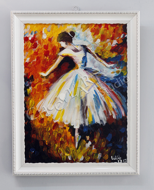 """Dancing Girl"" by Lilli Lee"